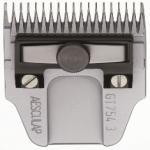 Aesculap Scherkopf  3 mm fein GT754