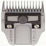 Aesculap Scherkopf  3 mm grob GT748