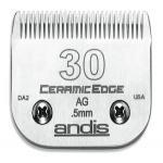 ANDIS Ceramic Scherkopf  0,5 mm Größe 30