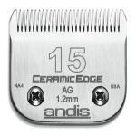 ANDIS Ceramic Scherkopf  1,2 mm Größe 15