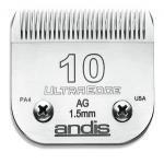 ANDIS Scherkopf  1,5 mm Größe 10