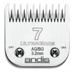 ANDIS Scherkopf  3,2 mm Größe 7