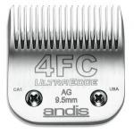 ANDIS Scherkopf  9,5 mm fein  Größe 4F